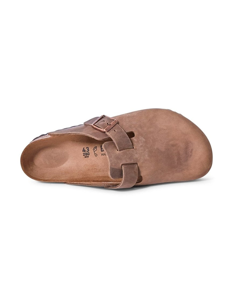 Birkenstock - Boston Sandal Brown Leather