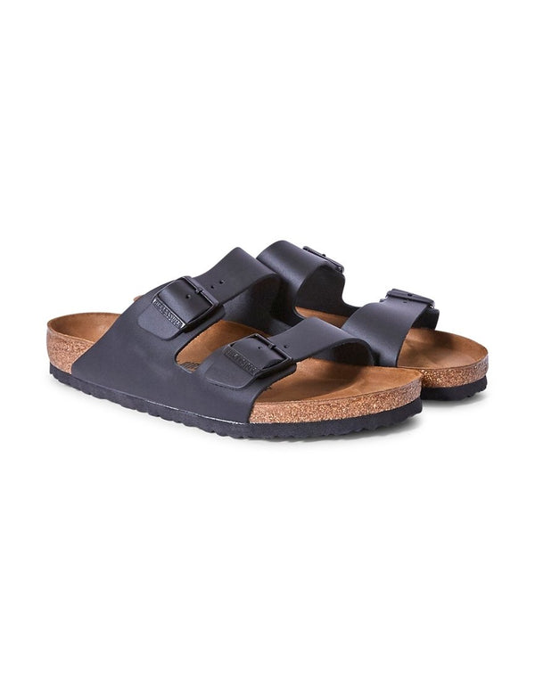 Birkenstock - Classic Arizona Sandal Black Leather