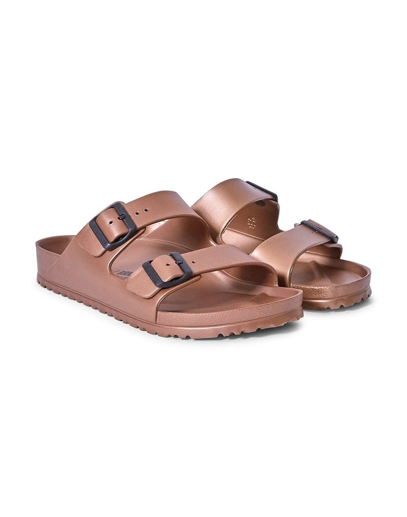 Birkenstock - EVA Arizona Sandal Metallic Copper