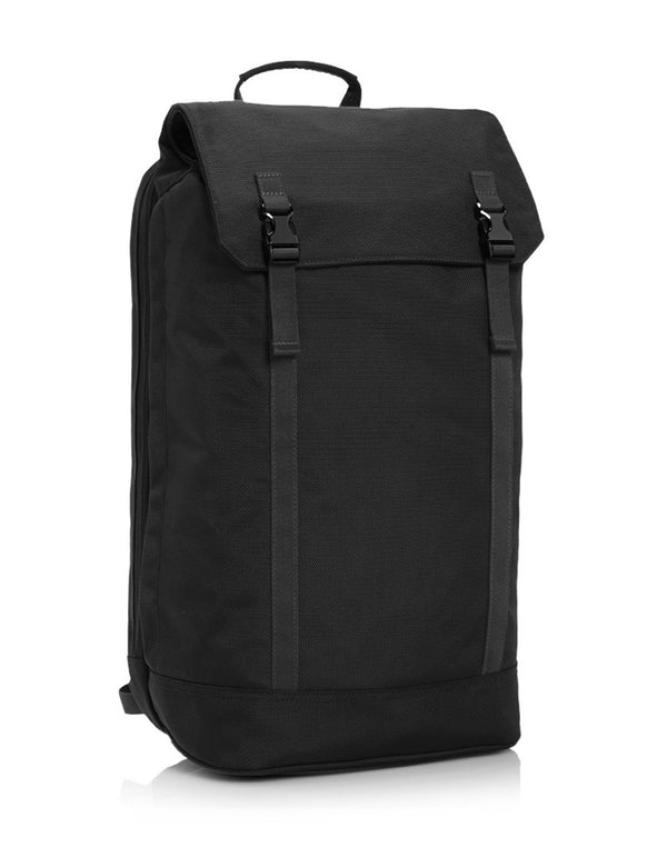 C6 - Slim Backpack Ballistic Nylon Black