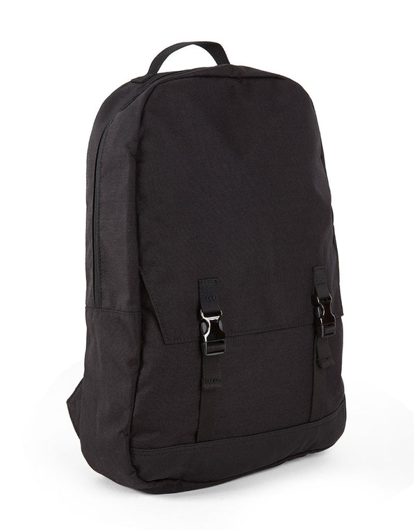 C6 - Simple Pocket Backpack Ballistic Black