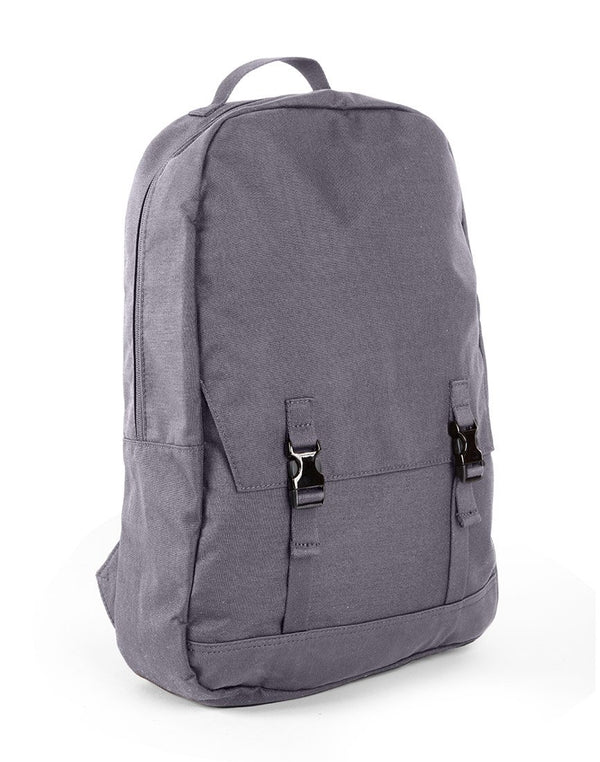 C6 - Simple Pocket Backpack Ballistic Grey