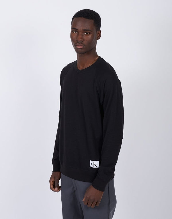 Calvin Klein Underwear - Long Sleeve Sweatshirt Black