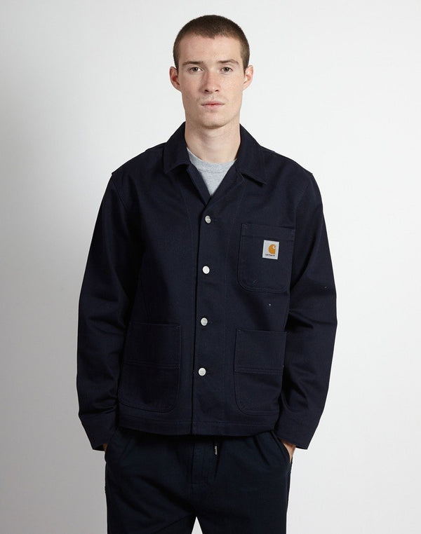 Carhartt WIP - Chalk Jacket Dark Navy