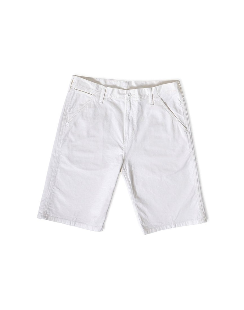 Carhartt WIP - Chalk Short White