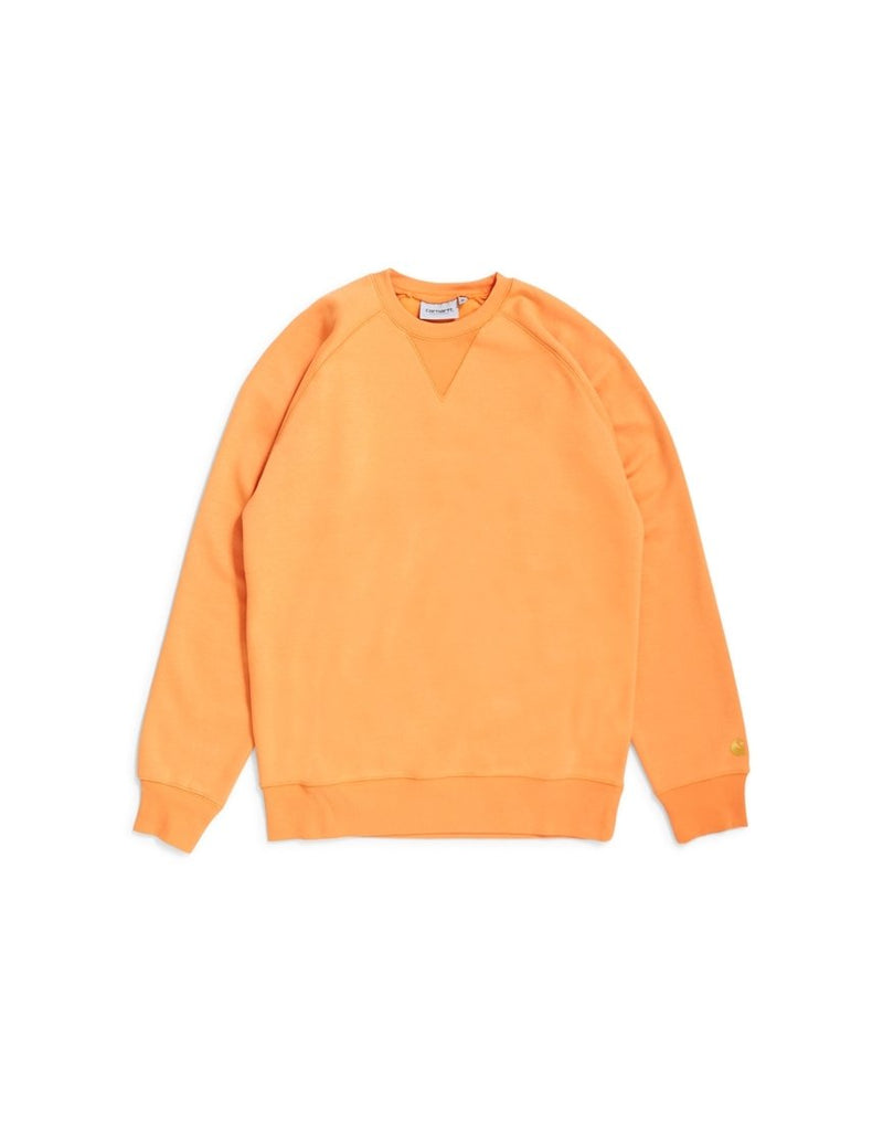 Carhartt WIP - Chase Sweatshirt Orange