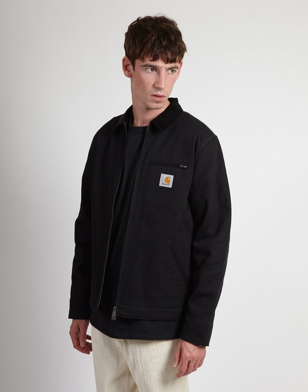 Carhartt WIP - Detroit Jacket Black