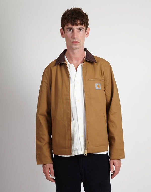 Carhartt WIP - Detroit Jacket Brown