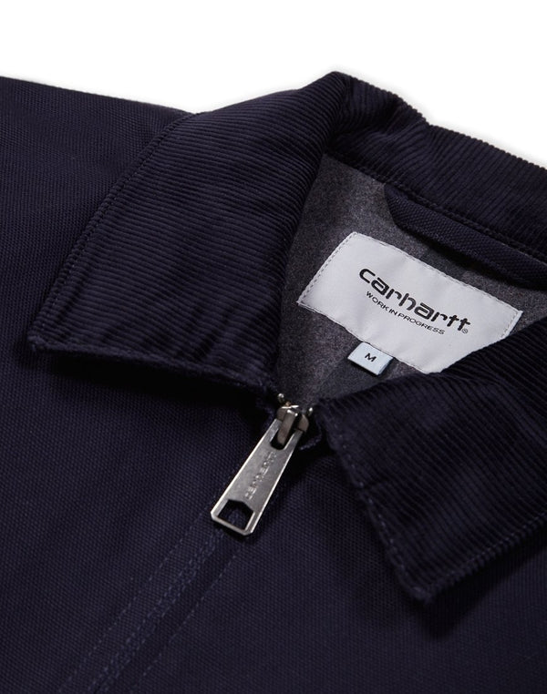 Carhartt WIP - Detroit Jacket Dark Navy