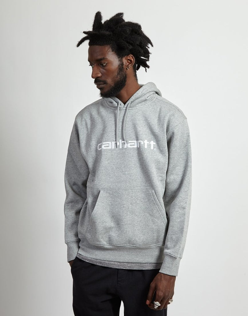Carhartt WIP - Hooded Sweatshirt Grey
