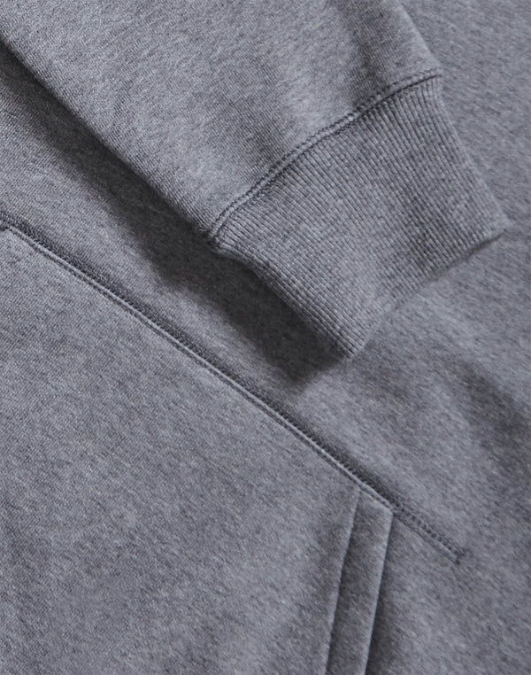 Carhartt WIP - Hooded Chase Sweatshirt Grey
