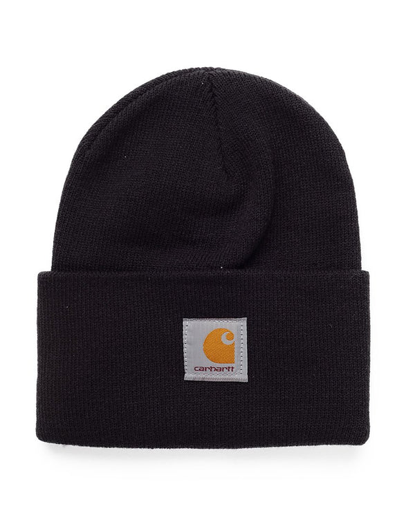 Carhartt WIP - Watch Hat Black