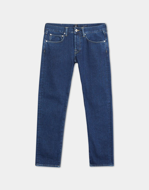 Edwin - ED-55 Regular Tapered Yoshiko Left Hand Denim Jeans Blue
