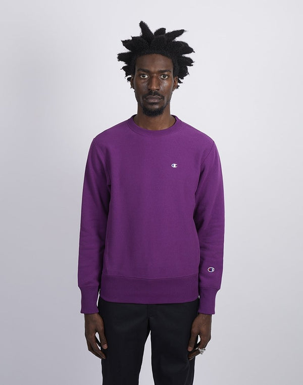 Champion - Crewneck Sweatshirt Purple