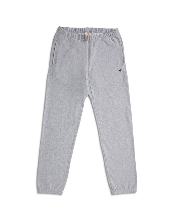 Champion - Reverse Weave Elastic Cuff Joggers Grey