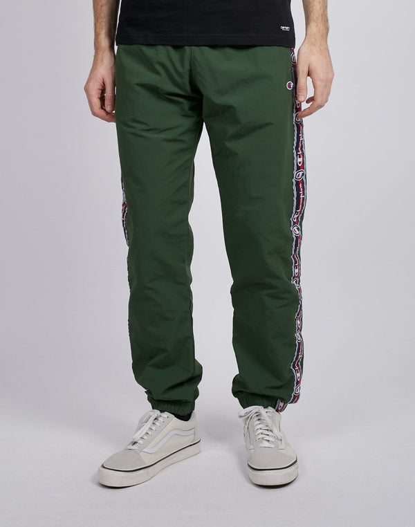 Champion - Elastic Cuff Pants Green