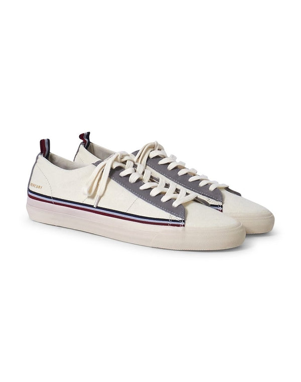Champion Footwear - Low Cut Mercury Canvas Trainer White