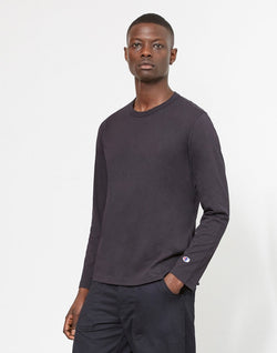 Champion - Classic Long Sleeve T-Shirt Black