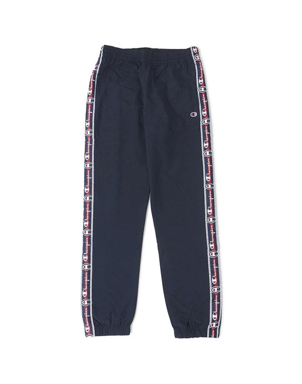 Champion - Taped Side Stripe Track Pants Black