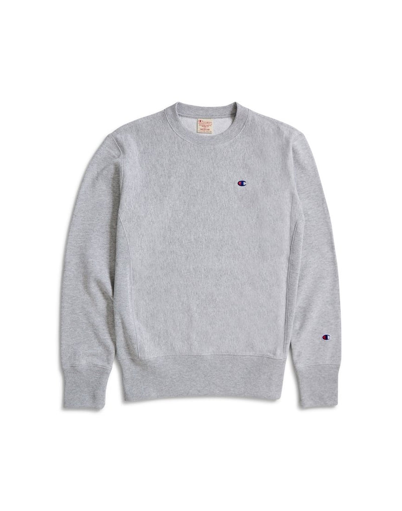 Champion - Reverse Weave Loopback Sweatshirt Grey