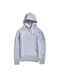 Champion - Classic Reverse Weave Hoodie Grey