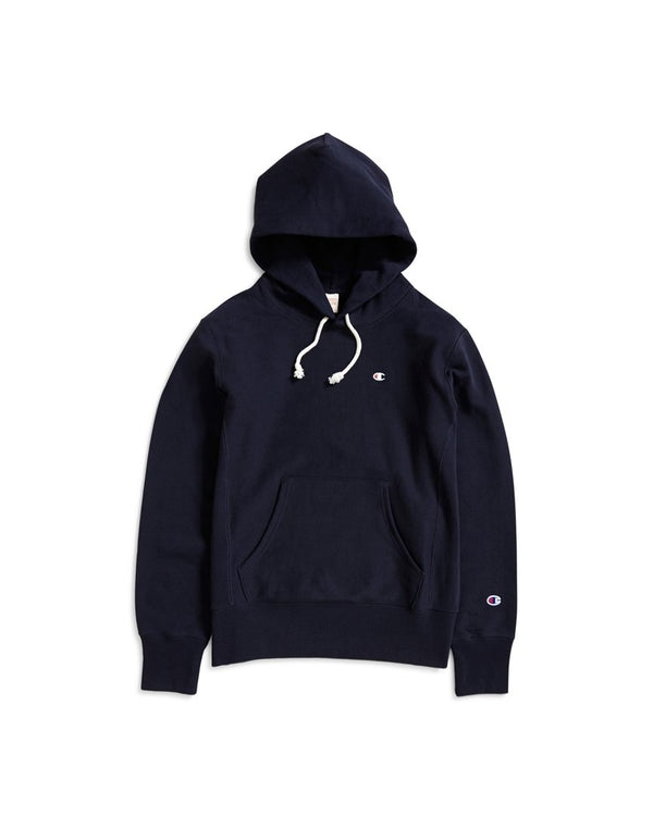 Champion - Classic Reverse Weave Hoodie Navy