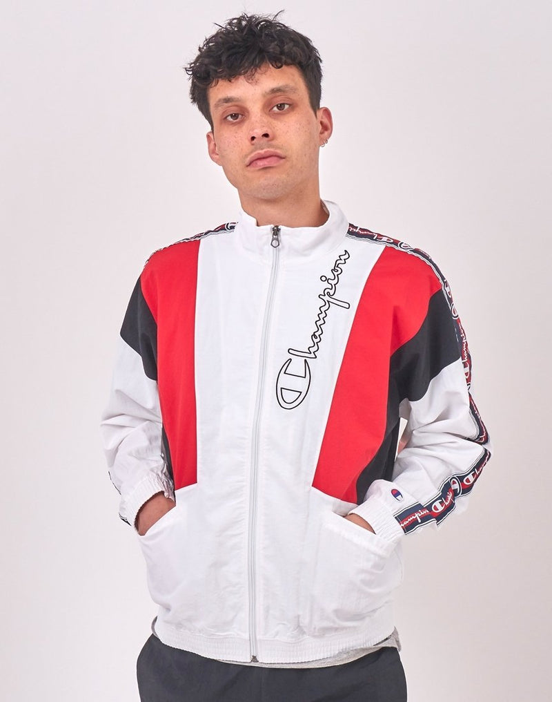 Champion - Track Top White