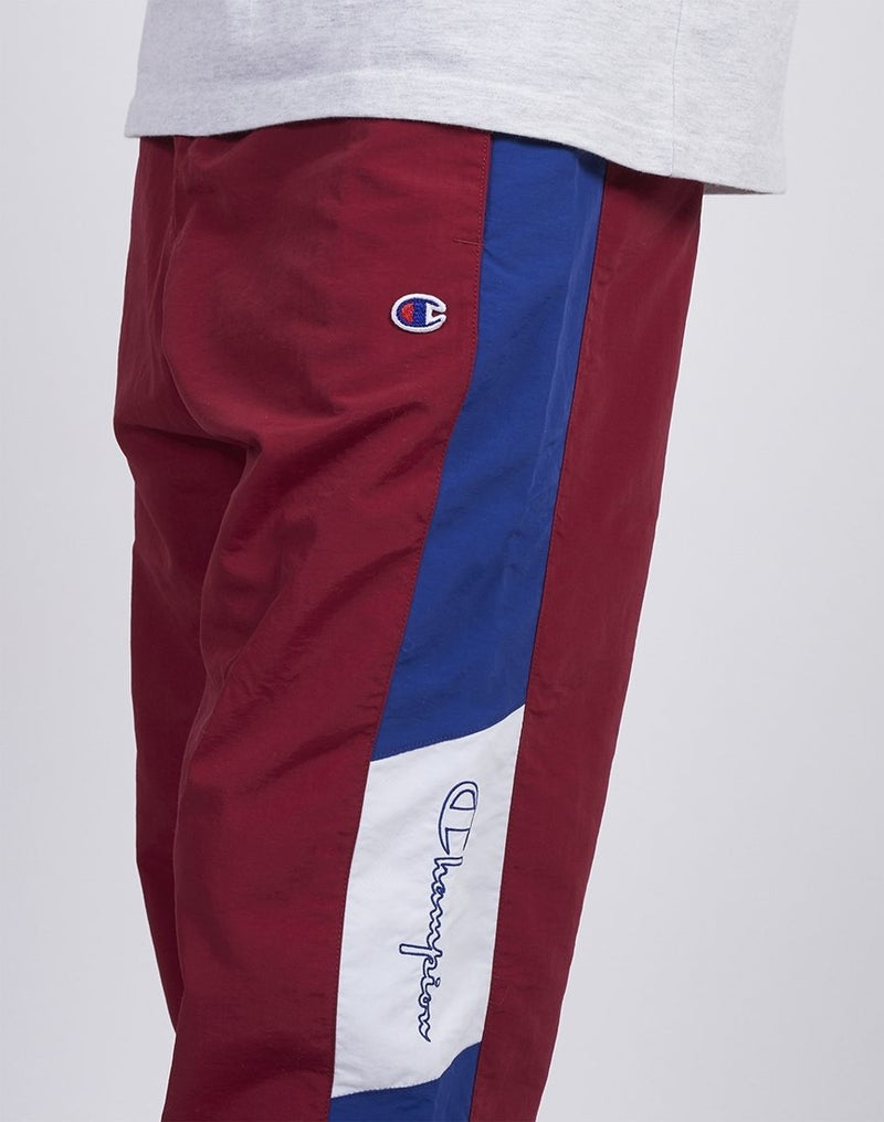 Champion - Elastic Cuff Pants Burgundy