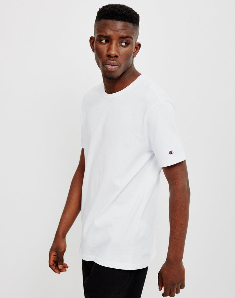 Champion - Reverse Weave Crew Neck T-Shirt White