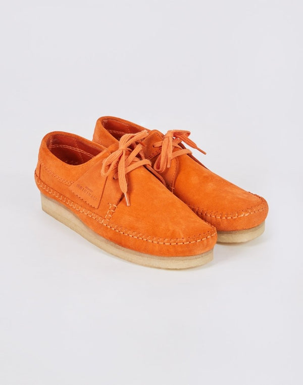 Clarks Originals - Suede Weaver Orange