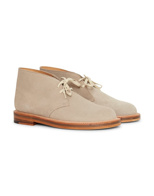 Clarks Originals - Welt Suede Desert Boot Tan