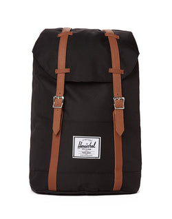 Herschel - Retreat Backpack Black