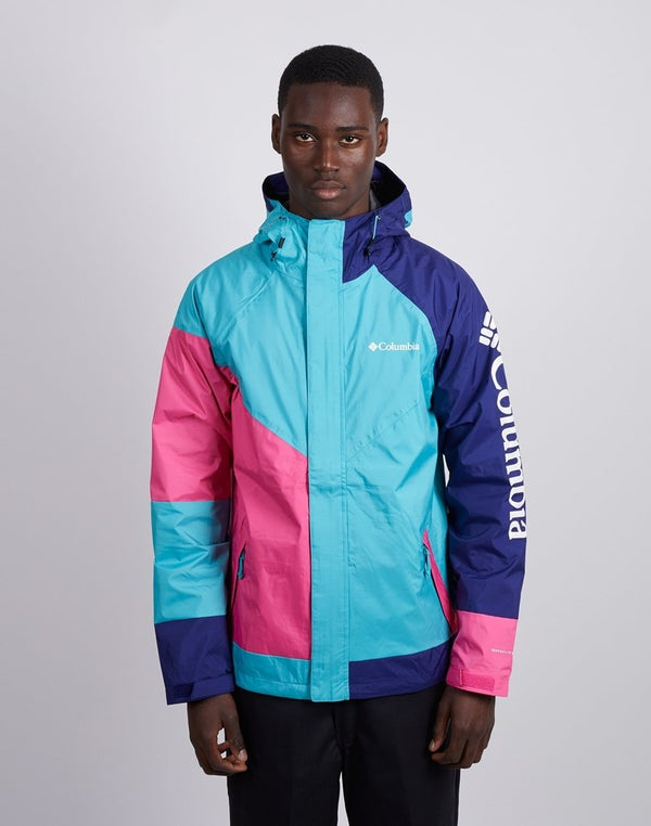 Columbia - Windell Parka Jacket Light Teal