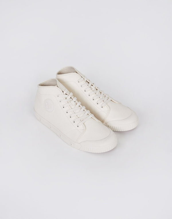 Spring Court - B2 Waxy Heavy Twill Off-White