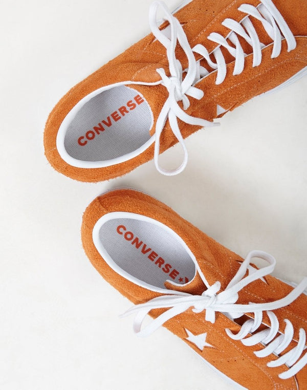 Converse - One star Ox Orange