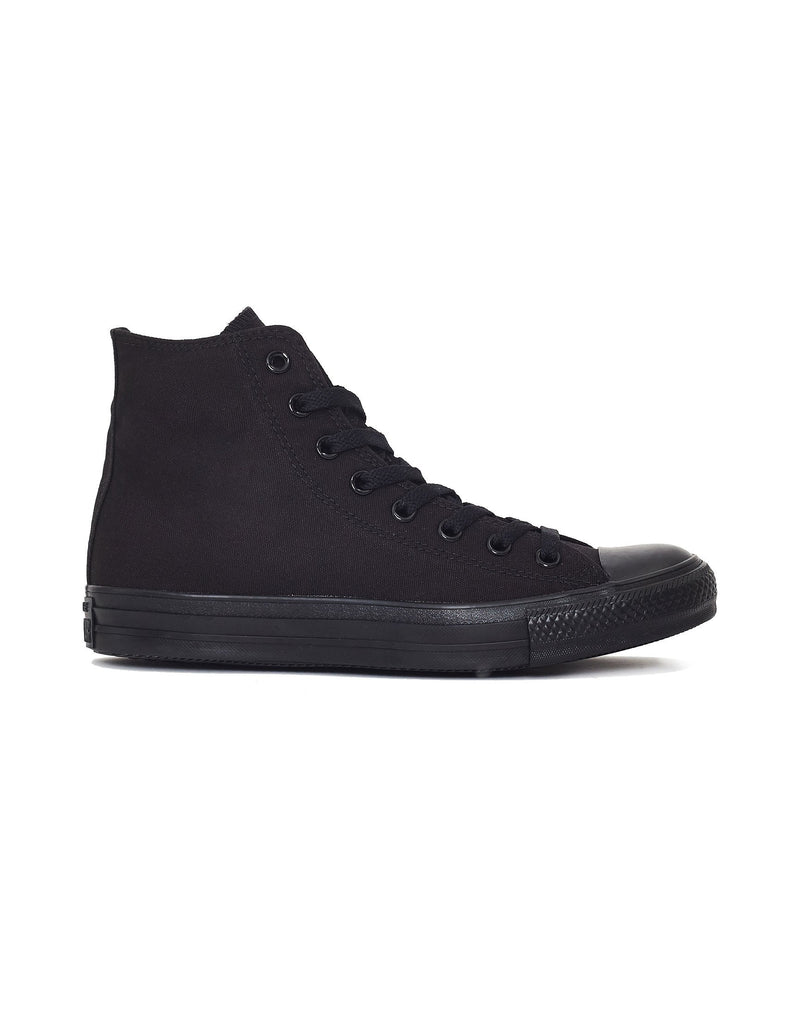 Converse - Chuck Taylor All Star Mono Hi-Top Plimsolls Black