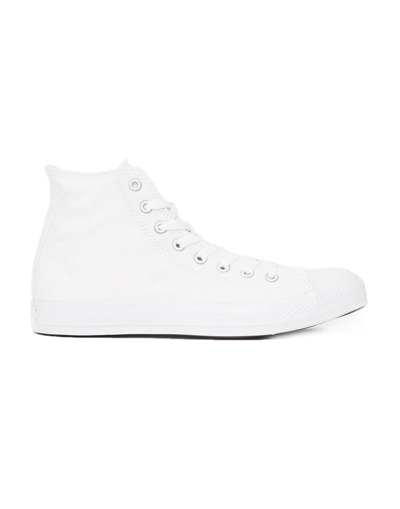 Converse - Chuck Taylor All Star Mono Hi-Top Plimsolls White
