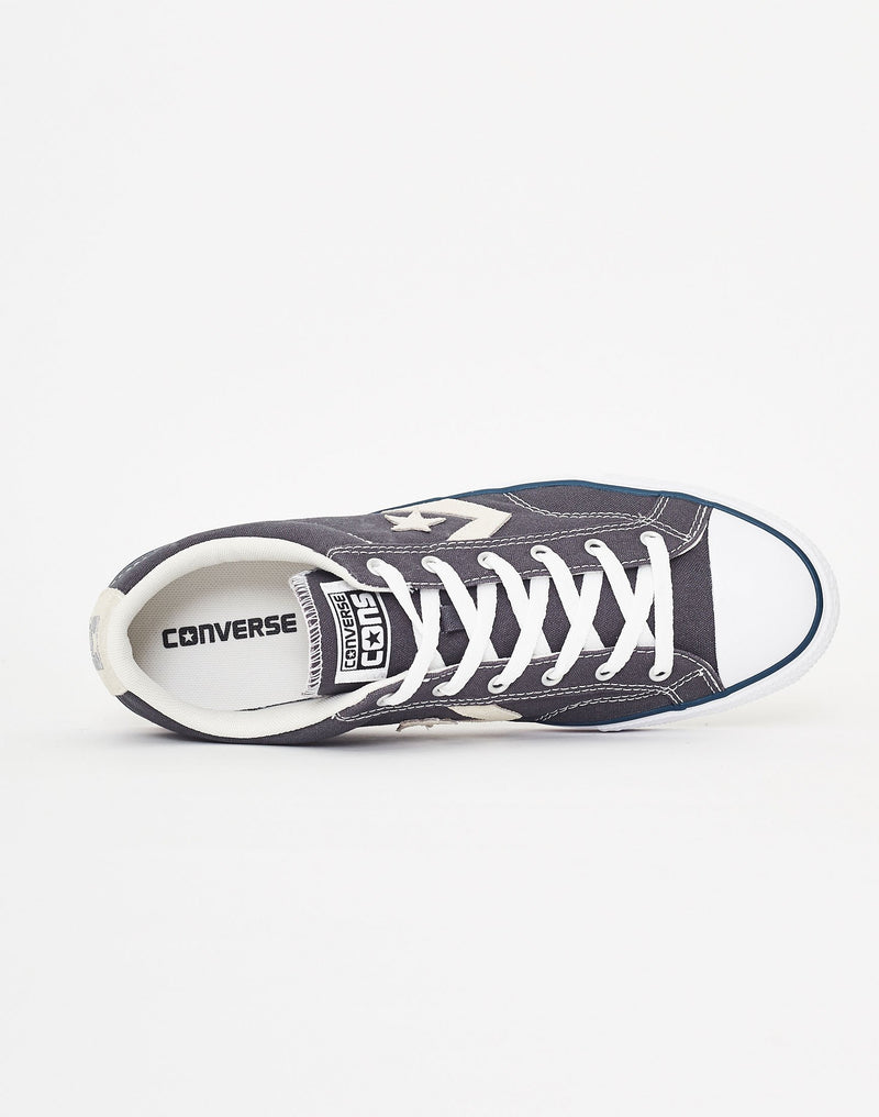 Converse - CONS Star Player Plimsolls Grey
