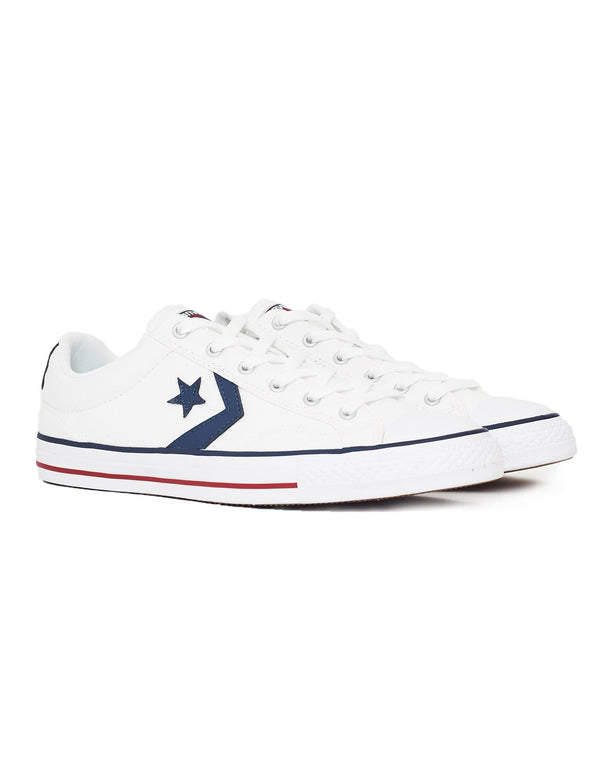 Converse - CONS Star Player Plimsolls White