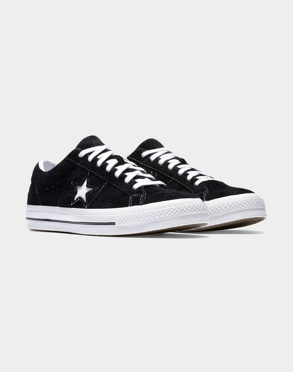 Converse - One star Ox Black