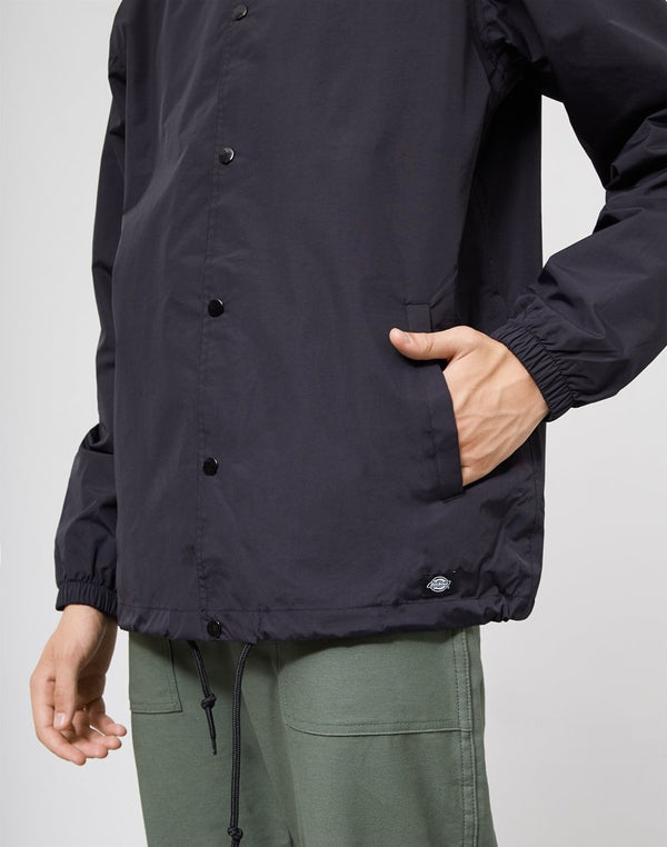 Dickies - Torrance Coach Jacket Black