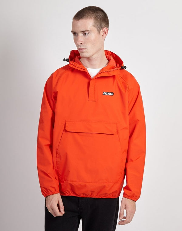 Dickies - Axton Over The Head Jacket Orange