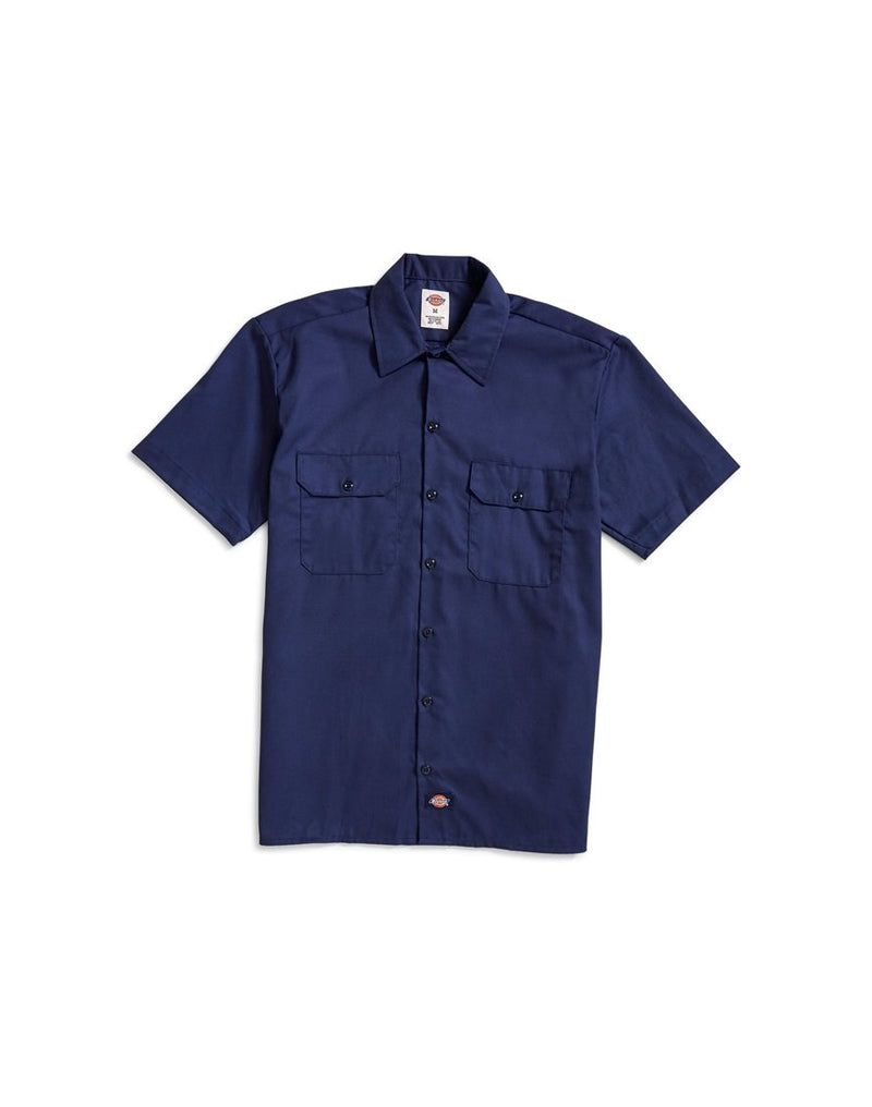 Dickies - Short Sleeve Work Shirt Navy