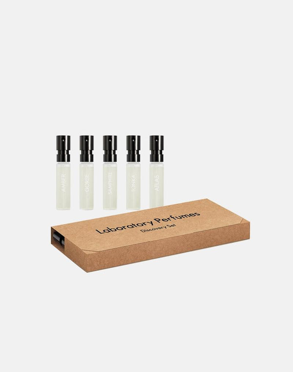 Laboratory Perfumes - Discovery Set