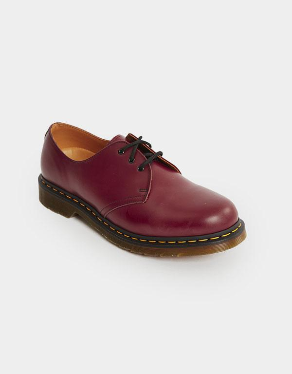 Dr Martens - 3 Eye 1461 Classic Gibson Cherry Red