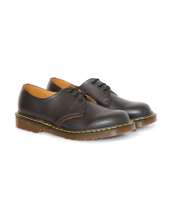 Dr Martens - Made In England Vintage 1461 Shoe Black