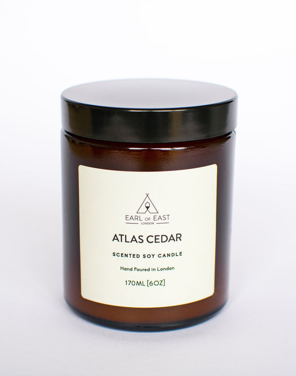 Earl of East - Atlas Cedar 170ml Candle