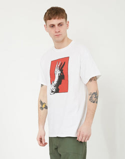 Swallows & Daggers - Idle Hands T-Shirt White