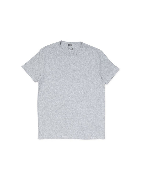 Edwin - Double Pack Short Sleeve T-Shirt Grey