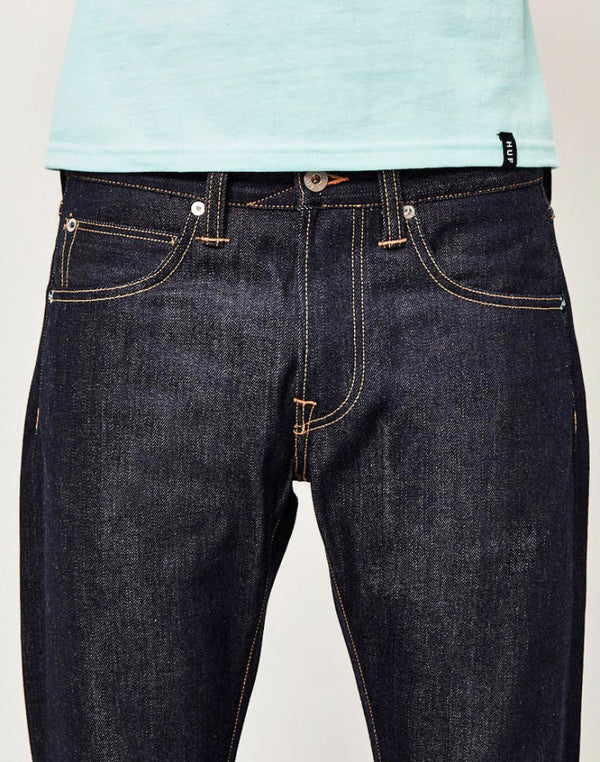 Edwin - ED-55 Regular Tapered Jeans Unwashed